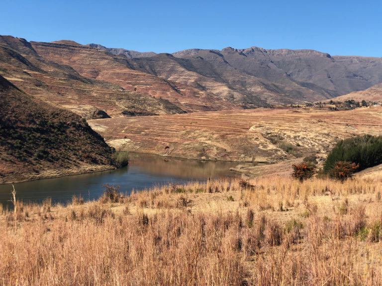 Article image for La primera granja de salmón en tierra de África es un hito para Lesotho