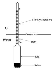Salinidad en la acuacultura