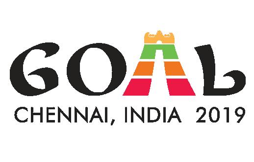 GOAL 2019 Chennai, India