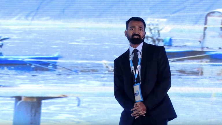 Article image for Bold Visions for India's Aquaculture Future, Powered by PechaKucha: Rajamanohar Somasundarama