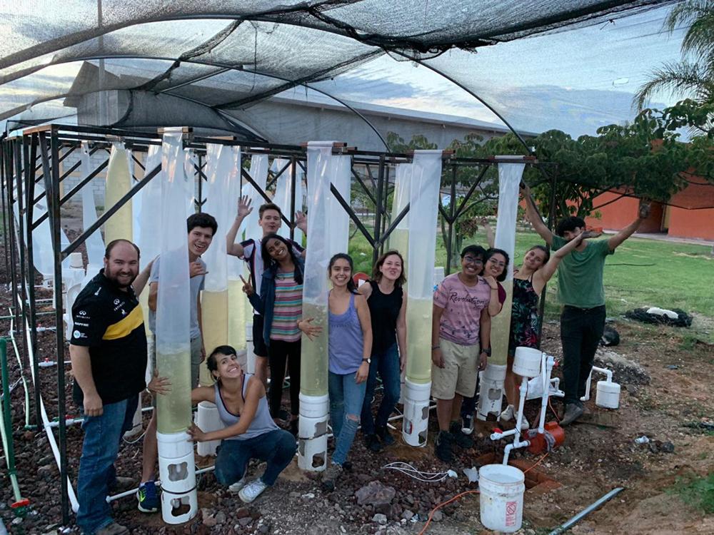 Article image for Empresa emergente de México ofrece una solución DIY de alimentos acuícolas reciclando aguas residuales
