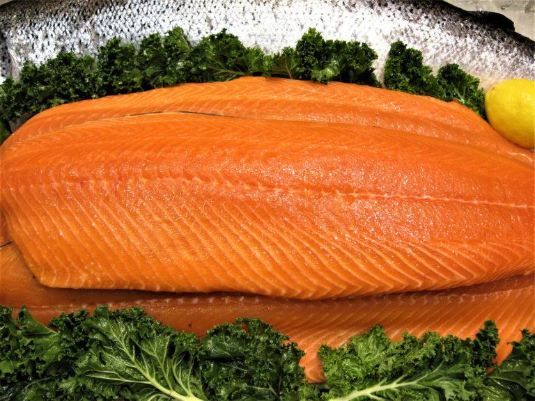 Article image for Composición de ácidos grasos omega-3 de filetes de salmón del Atlántico