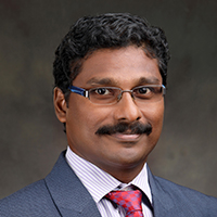 Edward Gnana Jothi George, Ph.D.