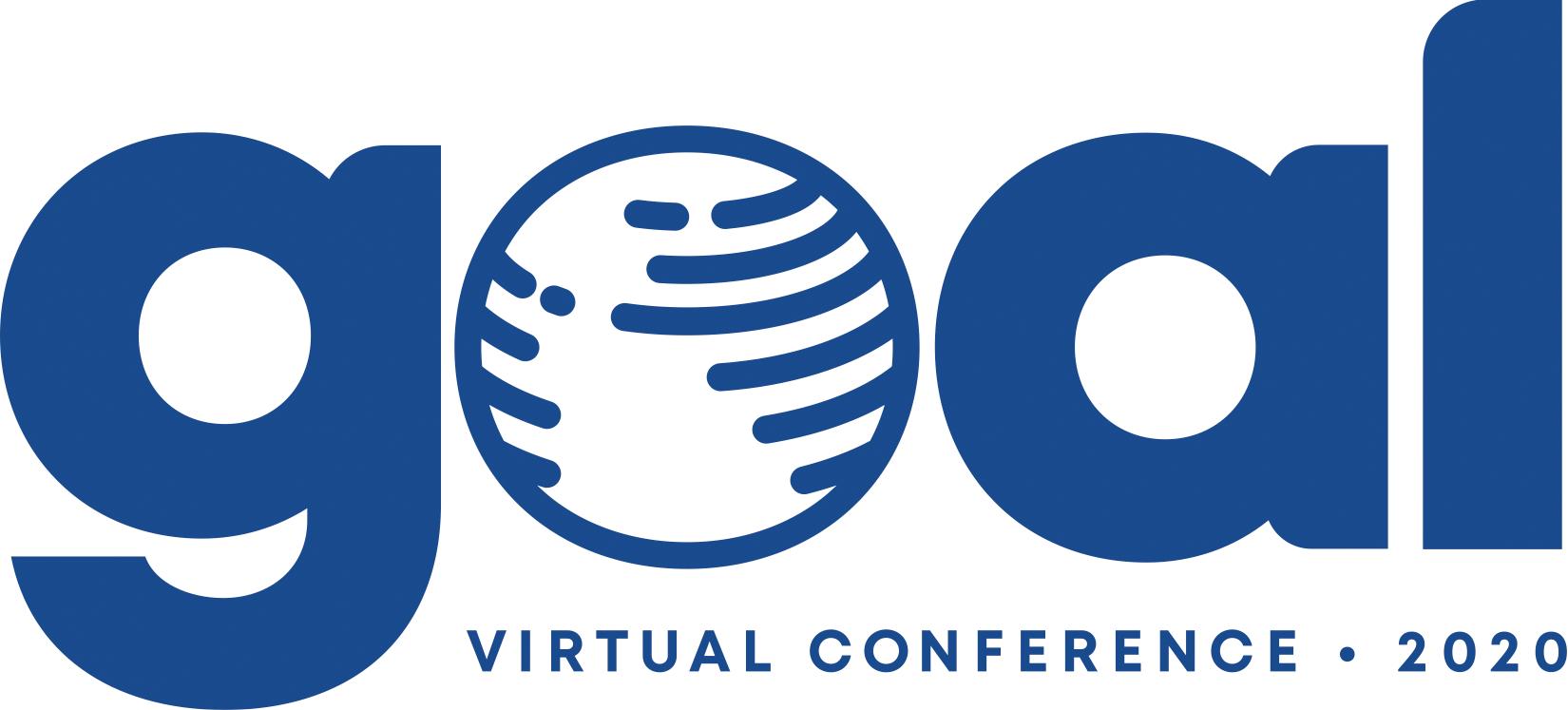 GOAL 2020 Virtual Logo