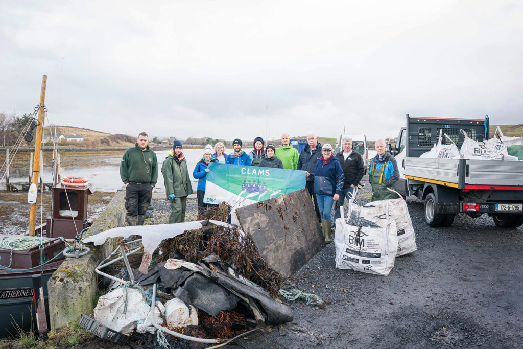 Article image for Love thy neighbor: Ireland's Clew Bay embraces aquaculture area management