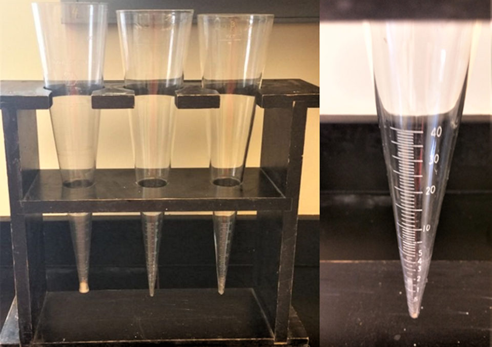 dissolved and suspended solids
