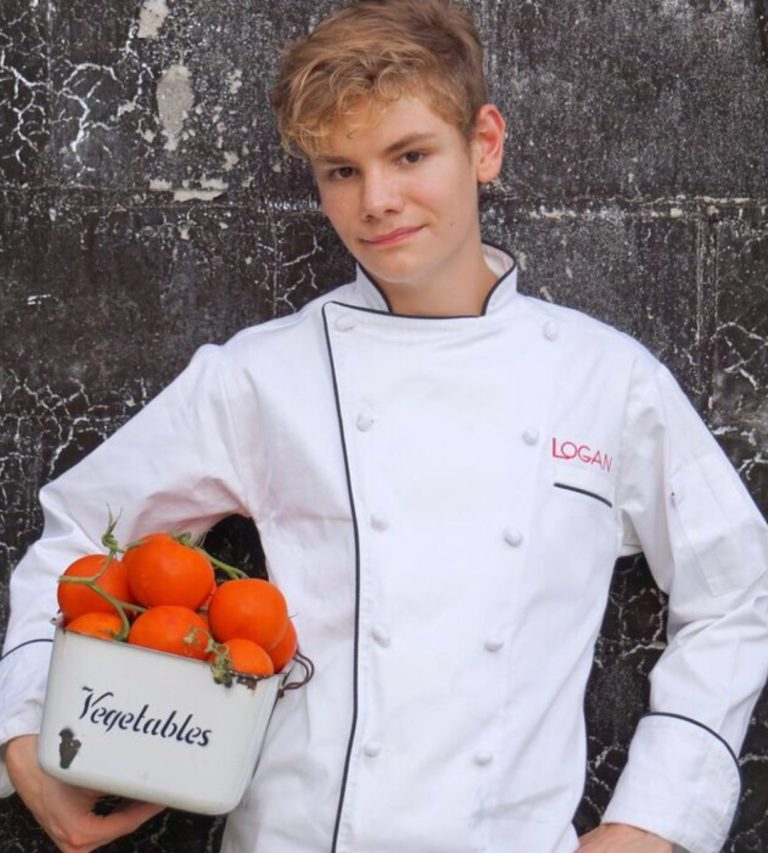 Featured image for Q&A with Logan Guleff: Cookbook Author and MasterChef Junior Winner