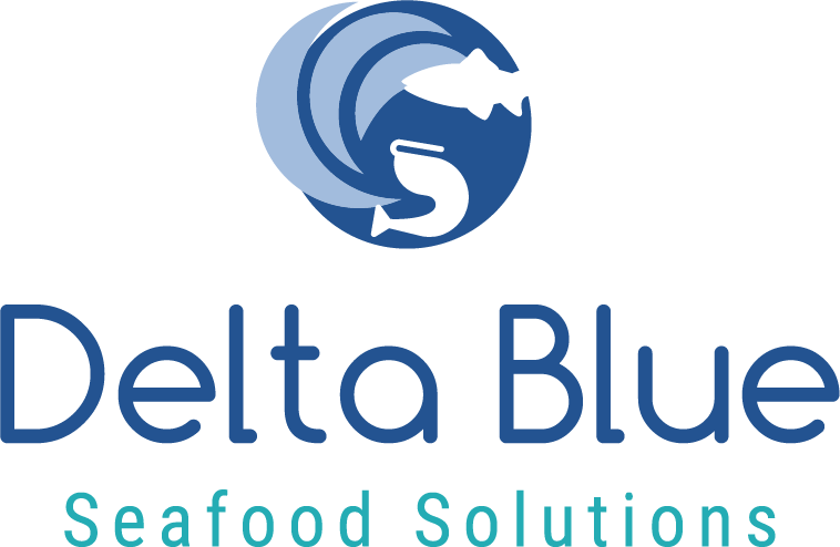 Delta Blue Seafood Solutions logo