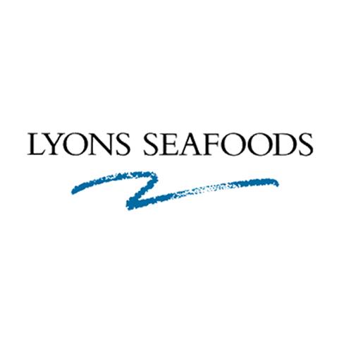 Lyons seafood logo
