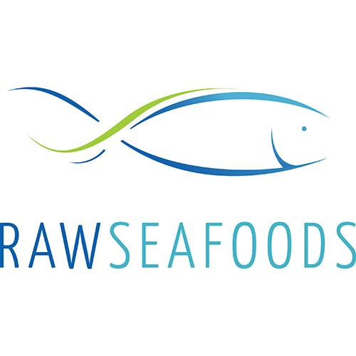Raw Seafoods logo