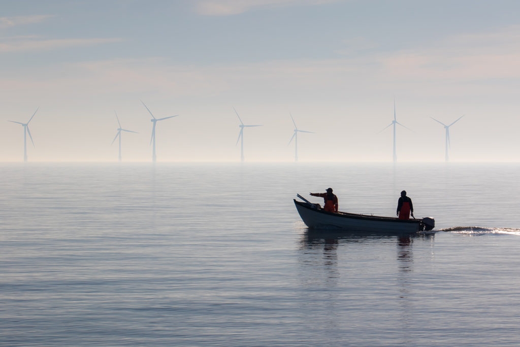 Article image for One ocean: At the intersection of green energy and a blue economy