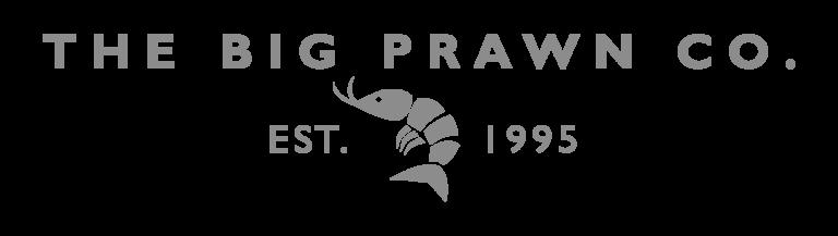 The Big Prawn Co. logo