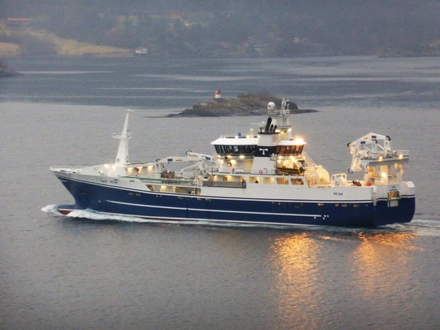 Article image for First UK-based Vessels Certified to Responsible Fishing Vessel Standard