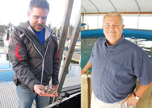 Article image for 'We will keep their legacy alive': PNW aquaculture industry pays tribute to two leaders